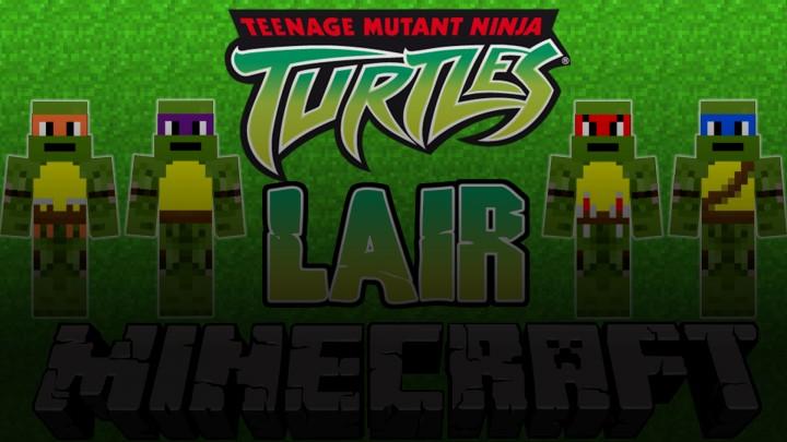 Tmnt 2003 Lair Minecraft Map