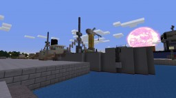 Tramp Steamer: Old cargo ship. Minecraft Map & Project