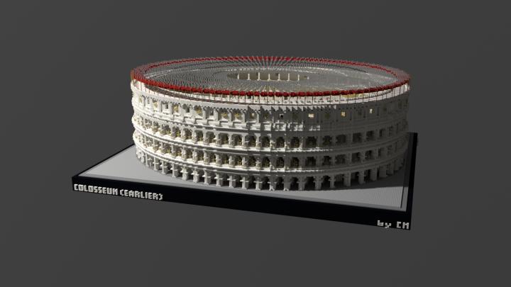 Popular Project : Colosseum | Rome
