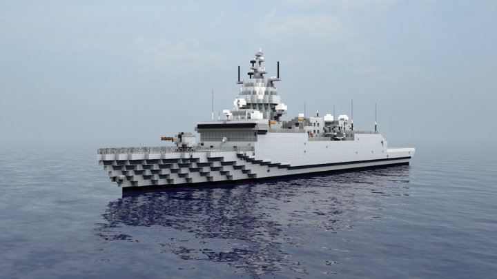 Popular Project : Fridtjof Nansen-class Frigate