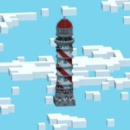 Modern Lighthouse Minecraft Map & Project