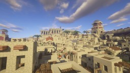 Kane Chronicles | Heliopolis Minecraft Map & Project