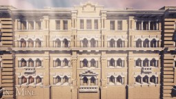 The Facade 1 [Project 2018] Minecraft