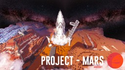 Mars project Minecraft Map & Project