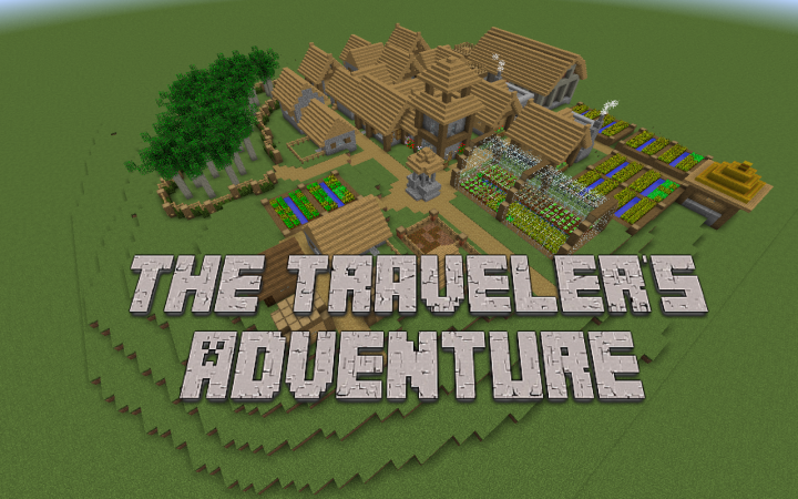 Popular Mod : The Traveler's Adventure