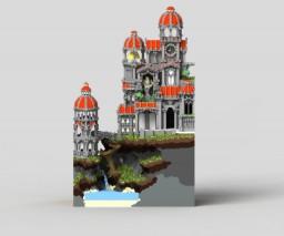 Cote' Castle Minecraft