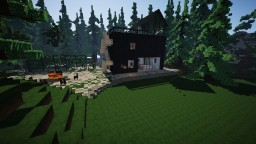 Made a lil black house fam Minecraft Map & Project