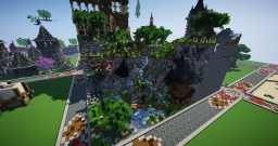 Plot Build Minecraft Map & Project