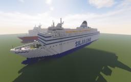 M/S Silja Star Minecraft Map & Project