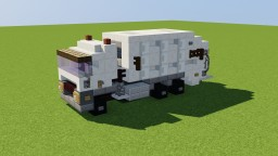Garbage Truck Minecraft Map & Project