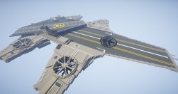 Shield home base- The aircraft Minecraft