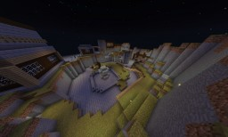 Town Square PVP Arena Minecraft Map & Project
