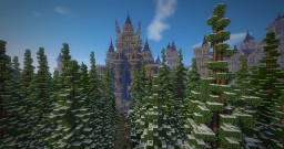 The Kingdom Ljord: Dragonov Minecraft Map & Project