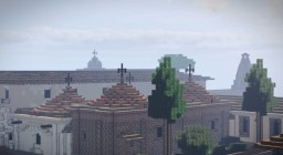 Convento de San Jerónimo de Santiago de los Caballeros de Goathemala Minecraft Map & Project