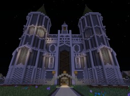 Fairy Tail - Kardia Cathedral Minecraft Map & Project