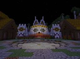 Fairy Tail - Cait Shelter Guild Hall Minecraft Map & Project