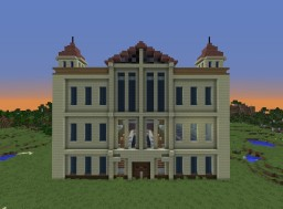 Fairy Tail - Everlues Mansion Minecraft Map & Project