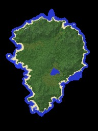 Isla Nublar Map Minecraft Map & Project