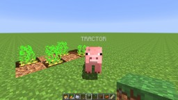 Pig Tractors [DATAPACK] Minecraft Data Pack