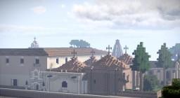 Convento de San Jerónimo de Santiago de los Caballeros de Goathemala Minecraft