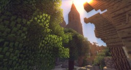 """Medieval City """"Theams"""" (Huge) Minecraft Map & Project"""