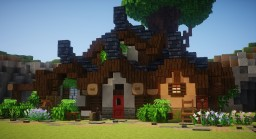 Exploring the Oriental Style Minecraft Map & Project