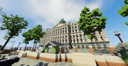 Royal Palace of Amsterdam (Paleis Amsterdam) Minecraft Map & Project