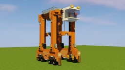 Straddle Carrier Minecraft