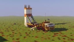 "LMAMS-15A1  ""Hellion"" Fictional Anti ICBM Minecraft Map & Project"