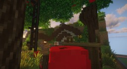Exploration of the Hobbit Style Minecraft Map & Project