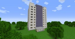 A typical residential house series 760A/Типовой жилой дом серии И-760А Minecraft Map & Project