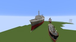SS Rotterdam Minecraft