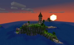 I will come up with the name later Minecraft Map & Project