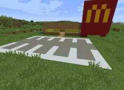 McDonalds In Minecraft! [Pre-Beta] Minecraft Map & Project
