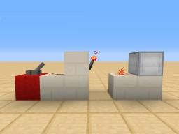 Redstone Logic Gates - 8 Simple Gates Minecraft Map & Project