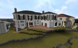 Palazzo Home Minecraft Map & Project