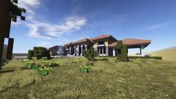 Grand Mansion Project (No Interior) Minecraft