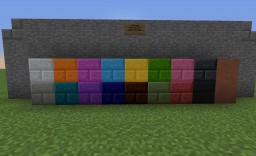 Stone Brick Glazed Terracotta Minecraft Texture Pack