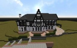 Orange Grove House Minecraft