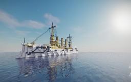 USS Brooklyn ACR-3 Minecraft