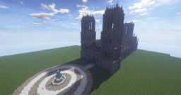 Cathedral of the Assumption of the Blessed Virgin Mary (Conquest Reforged) Minecraft Map & Project