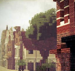 Korte Hoogstraat, Rotterdam, Netherlands Minecraft Map & Project