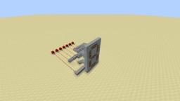 Mini Redstone Display Minecraft Map & Project