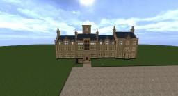 The North Wales Hospital (aka Denbigh Asylum) Minecraft Map & Project