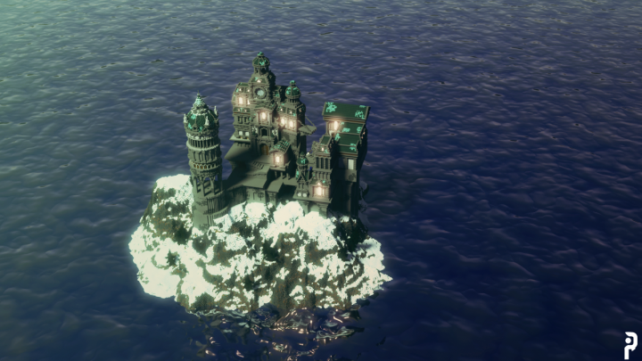 Popular Project : Nigellus Castle