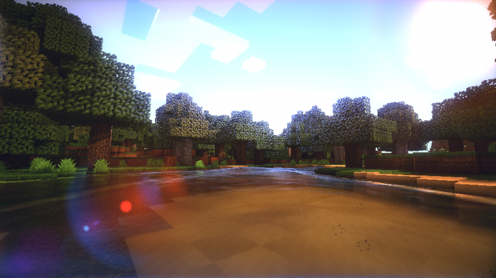 Popular Texture Pack : Open GL 2.0 Shaders PE