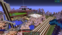 Cake House Minecraft Map & Project