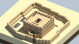 Centenarium Tibubuci - A Roman Fort Minecraft Map & Project