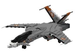 Dekker De-1200 Minecraft Map & Project
