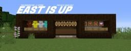 𝙀𝘼𝙎𝙏 𝙄𝙎 𝙐𝙋 - /𝘞𝘢𝘳𝘱 𝘌𝘢𝘴𝘵 Minecraft